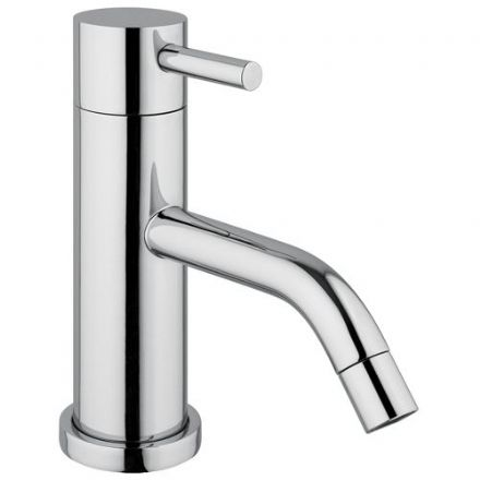 Florence Chrome Round Single Lever Basin Mixer